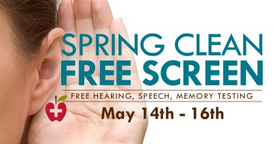 Spring Clean, Free Screen @ Jamestown Regional Medical Center | Jamestown | North Dakota | United States