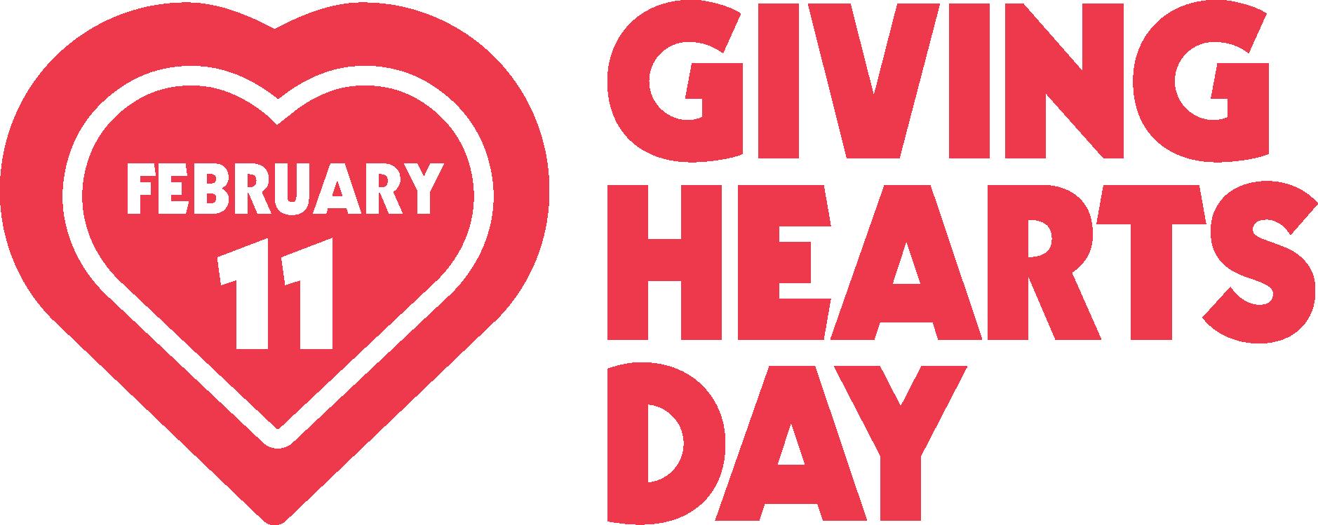 Giving Hearts Day 2021 Logo