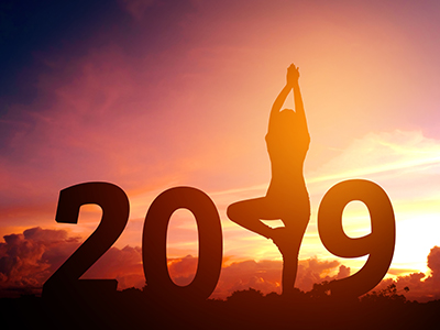 Image. JRMC New Year, New You wellness challenge begins January 6th, 2019.