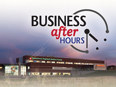 JRMC is holding Business After Hours on Jan. 14 from 4:30-6:30 p.m. Join us for tours, treats and equipment demonstrations.