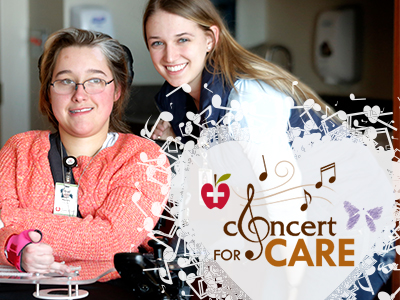 Image of JRMC Foundation and Anne Carlsen Center to hold Concert for CARE event on Thursday, July 26.