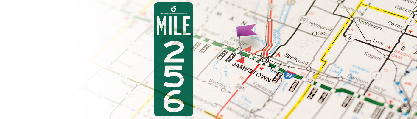 Mile 256 in the Journey to Oncology