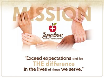 JRMC's Mission to be THE Difference