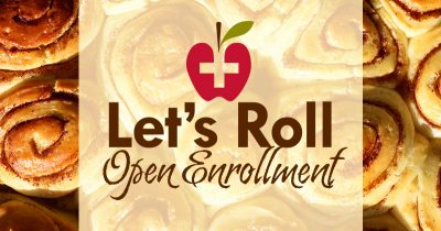 Let's Roll: Open Enrollment @ JRMC Main Lobby