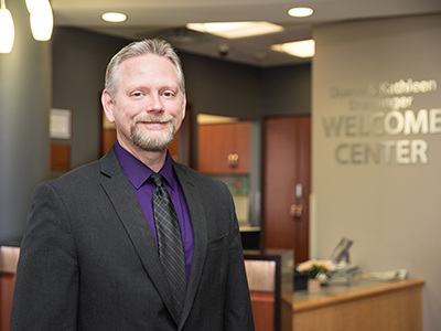 JRMC President & CEO, Mike Delfs, shares his journey from CNA to CEO.