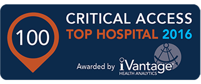 JRMC Top 100 Critical Access Hospital