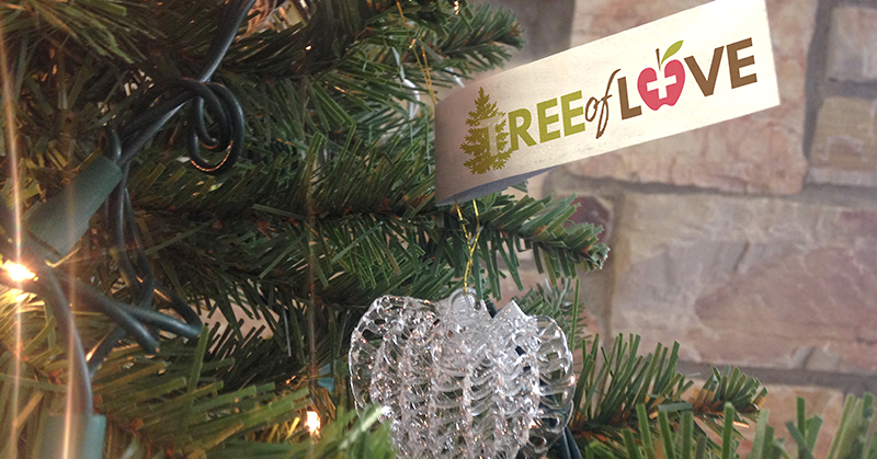 Image. JRMC to hold its annual Tree of Love dedication on Tuesday, Dec. 17 at 3 p.m.
