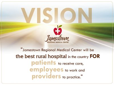 JRMC Vision to be the BEST rural hospital in the country