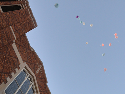 JRMC Family BirthPlace is holding its Wave of Light balloon release and candle lighting ceremony on Monday, October 15th, at St. John's Lutheran Church.