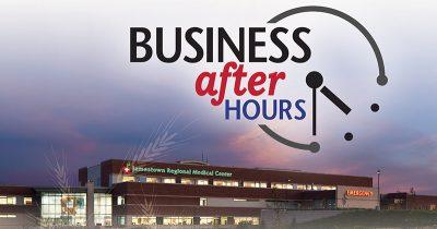 Business After Hours: a JRMC Community Update @ JRMC Apple Basket Cafe