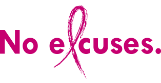 Image, No Excuses is a program that allows women to receive a mammogram and women's health screening all in one quick visit.