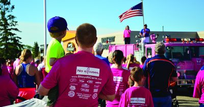 Running of the Pink @ R.M. Stoudt | Jamestown | North Dakota | United States