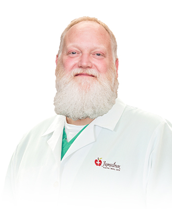 Image of JRMC Emergency Medicine Physician, Dr. Scott Goecke.