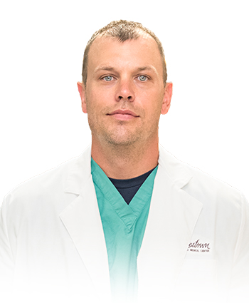 Image of JRMC Emergency Physician, Dr. Steve Inglish.