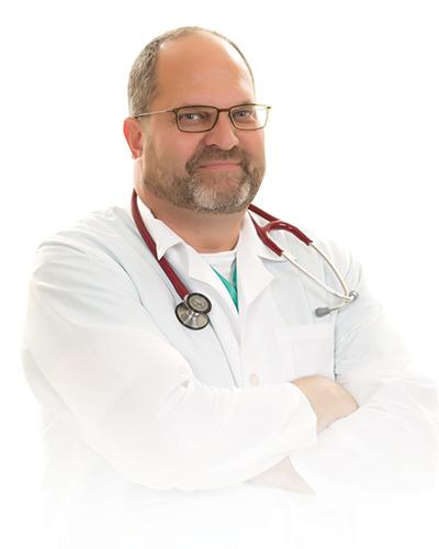 JRMC Emergency Provider, Dr. Ben Muscha