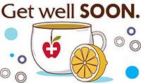 Get well SOON. (tea)