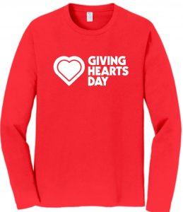 Giving Hearts Day shirt