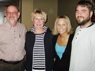 John Dardis Family