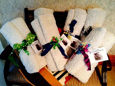 Dardis Fund Sherpa Blankets