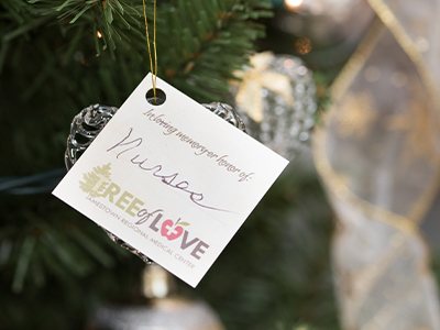 The Jamestown Regional Medical Center Foundation is hosting the 22nd annual Tree of Love Dedication and Social on Tuesday, Dec. 17 at 3 p.m.