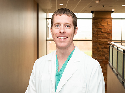 JRMC welcomes Sanford Health General Surgeon, Dr. Robert McMillan, to the Jamestown medical community. Dr. McMillan offers a wide scope of skills.