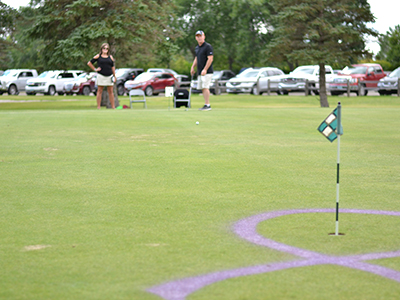Image. JRMC Golf FORE Good tournament had over 100 golfers and volunteers and raised $28,000 for cancer care.