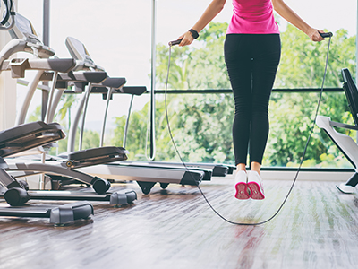 Jumping jacks causing stress incontinence? NYNY is about exercising and eating right. This can be difficult when jumping or sneezing causes sudden leakage.