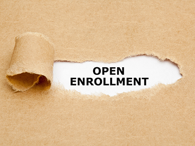 Close to retiring? Unsure about health insurance? Attend JRMC's Open EnROLLment event on Nov. 7, 2019 at the Alfred Dickey Library lower level meeting room.