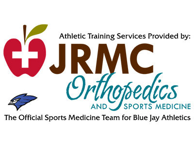 Jamestown Regional Medical Center is the official sports medicine team for the Jamestown Blue Jay Athletics program in Jamestown, N.D.