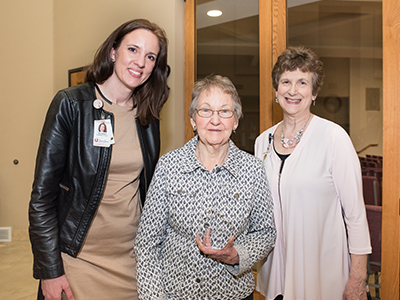 JRMC recognized its volunteers on April 11 at its Volunteer Recognition Banquet.