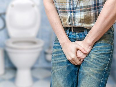 Image. Do you pee when you sneeze? JRMC Urologist, Dr. Robert Bates help treat urinary incontinence.