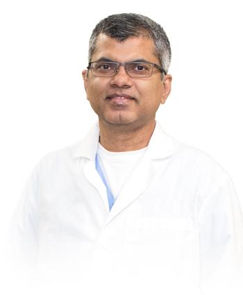 Image of JRMC Radiologist, Dr. Madhusudhan Reddy.